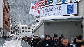 Pessimismus in Davos allgegenwärtig: Globale Entscheider sorgen sich um Zukunft der Wirtschaft