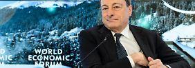 EZB mit genialem Schachzug?: Draghis Bazooka hat Nebenwirkungen