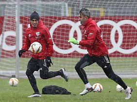 Die Ingolstädter Hoffnungen auf Tore ruhen in der Rückrunde auf Dario Lezcano.