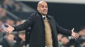 Umworben: Noch-Bayern-Coach Josep Guardiola.