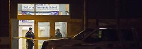 Schüler tötet vier Menschen: Schüsse schocken kanadische Gemeinde