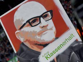 Der Einstand für Hannovers Retter-Trainer Thomas Schaaf ging gegen Darmstadt schief - trotz früher 96-Führung.