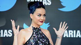 Promi-News des Tages: Katy Perry schmust mit neuem Promi-Lover