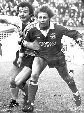 Für Borussia Dortmund war Lippens einst auch in der Bundesliga aktiv.