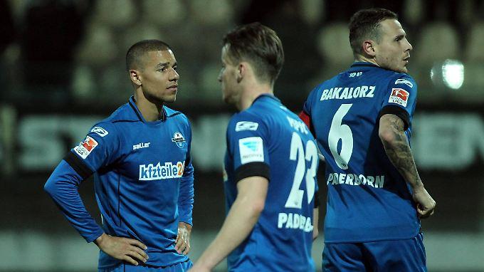 Das Trainingslager des SC Paderborn soll am letzten Abend unschön ausgeklungen sein.