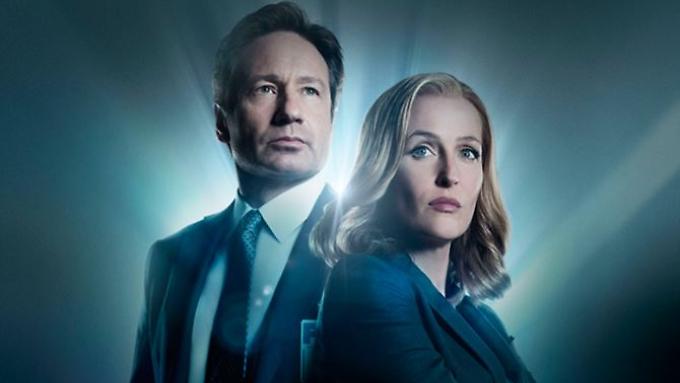 """Mulder und Scully ermitteln wieder  - Fans der Serie """"Akte X"""" dürfen sich freuen."""