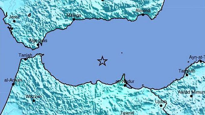 Nach Angaben des Nationalen Geografie-Instituts in Spanien hatte das Beben eine Stärke von 6,3.