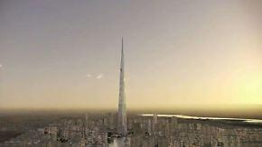 Ein Kilometer hoher Wolkenkratzer: Kingdom Tower bricht alle Rekorde