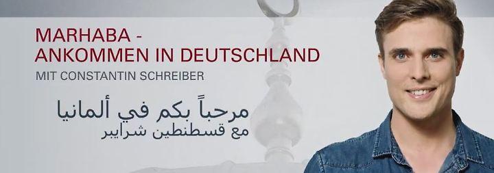 Arabisch mit deutschen Untertiteln: Marhaba, Teil 14: Karneval in Deutschland