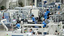 Zuversicht deutscher Manager steigt: Ifo-Index auf höchstem Stand seit 2014