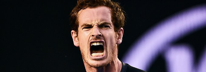 Läuft: Andy Murray.