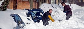Aufräumarbeiten an US-Ostküste: Schwerster Blizzard seit Jahrzehnten kostet 30 Menschen das Leben