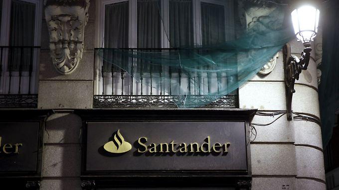 Zumindest hier im Zentrum von Madrid ist die Stimmung ausgesprochen gut.
