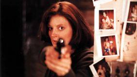 Clarice Starling sucht den Serienmörder Buffalo Bill.