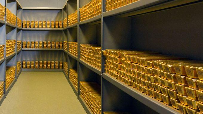 frankfurt ist gr ter lagerplatz bundesbank holt goldreserven nach hause n. Black Bedroom Furniture Sets. Home Design Ideas