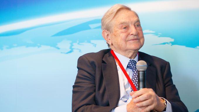 Ob Soros konkret gegen China spekuliert, ist nicht bekannt.