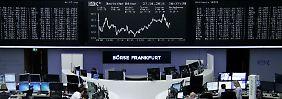 Ölpreis, Asien, Fed: Greift der Dax die 10.000 an?