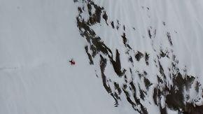 Unfall bei Dreharbeiten in Alaska: Skifahrerin überschlägt sich 40 Sekunden lang an Steilhang
