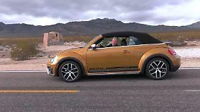 """Hingucker des Jahres"": VW Beetle Dune - Spaßauto im Retro-Design"