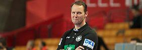 """""""Mischung aus Eisblock und Vulkan"""": Wie Sigurdsson den Handball rettet"""