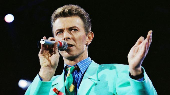 Einige Zeit lebte Bowie in Indonesien und veröffentlichte sogar Lieder in der Landessprache.