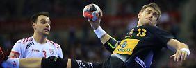 Deutschland muss alles geben: Handball-Riese Spanien wird Schwerstarbeit