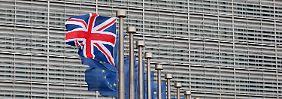 Befürworter liegen vor Gegnern: Brexit-Sorgen lassen Pfund schwächeln