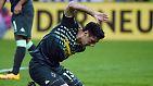 """""""Das sind Schweinesituationen. Wir bekommen die Gegentore, aber schaffen es nicht, selbst den Punch zu setzen."""" Mönchengladbachs Sportdirektor Max Eberl hadert mit der Niederlage."""