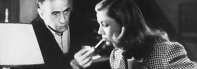 Zu Zeiten von Humphrey Bogart hat Hollywood das Rauchen noch zelebriert. Wenn es nach der WHO geht, ist damit bald Schluss.