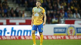 Neuer Sturmtank für Mainz 05: Emil Berggreen.