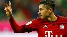 """Trotz """"Maulwurf"""" & Verletztenmisere: FC Bayern lässt Hoffenheim keine Chance"""