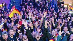 DHB-Handballer sind Europameister: Deutsche Fans bejubeln Sensationssieg gegen Spanien