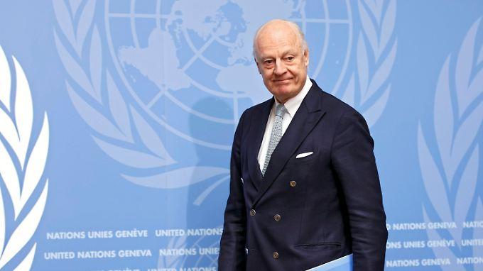 Bewegung bei Syrien-Gipfel in Genf: IS bekennt sich zu Selbstmordanschlag in Damaskus