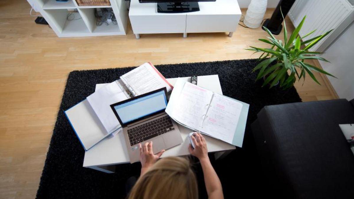 Ausgezeichnet Home Offices Im Industriellen Stil Galerie - Die ...