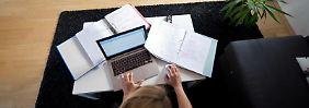 In Deutschland hat der Arbeitgeber in Sachen Home-Office ein Mitspracherecht.