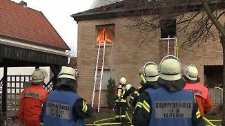 Dramatischer Einsatz in Leiferde: Kleinkind stirbt bei Wohnungsbrand