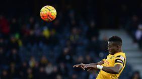 Köpft Sekou Sanogo bald für den HSV?
