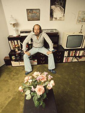 Ja, für Karl Dall interessierte man sich auch schon in den 70ern.