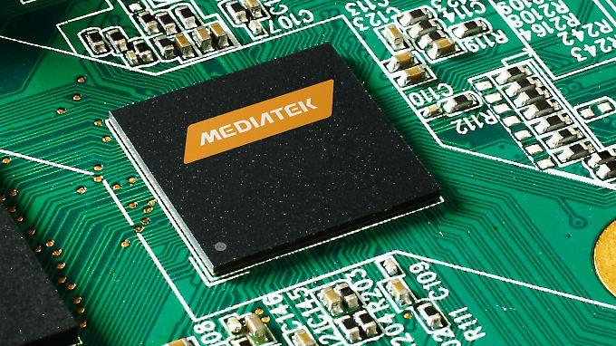 Smartphones mit MediaTek-Prozessoren sind möglicherweise bedroht.