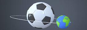 Redelings freut sich über Gegner: Lasst den Fußball nicht zu mächtig werden!