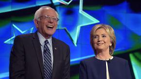 US-Präsidentschaftswahlkampf: Die aussichtsreichsten Kandidaten der US-Demokraten