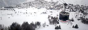 Tragödie in den französischen Alpen: Rutschfahrt auf Matratze endet tödlich