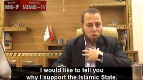 Einen Hehl hatte der Syrer nicht aus seiner Überzeugung gemacht.