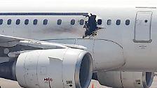 """""""Wir haben sehr viel Glück gehabt"""": Das Rätsel von Flug D3-159"""