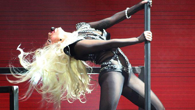 Rockt den Super Bowl: Lady Gaga.