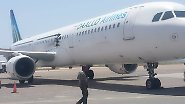 """""""Wir haben sehr viel Glück gehabt"""": Explosion an Bord von Flug D3-159"""