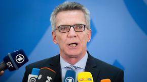 Verschärfte Gesetze: Kabinett verabschiedet Asylpaket II