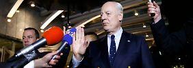 Syrien-Gespräche vertagt: UN-Beauftragter zieht die Notbremse