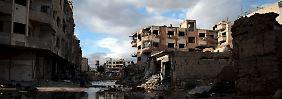 Opposition nennt Bedingungen: Kerry: Moskau strebt militärische Lösung an