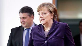 Miserables Zeugnis für Regierung: Angela Merkels Beliebtheit sinkt in Umfragen weiter